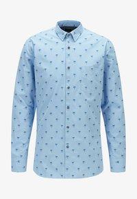 BOSS - MAGNETON - Shirt - open blue - 5