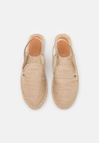 Tommy Jeans - RAINBOW BRANDING - Espadrilles - natural - 5