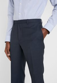 HUGO - HESTEN - Suit trousers - dark blue - 5