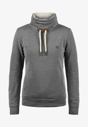 OZEANA - Sweatshirt - grey melange
