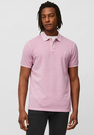 Polo shirt - berry shake