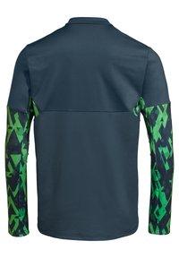 Vaude - Print T-shirt - steelblue - 1