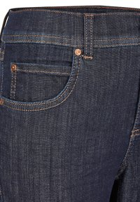 Angels - MIT MODISCHEM CRINKLE-EFFEKT - Slim fit jeans - dunkelblau - 2