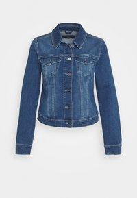 comma - Denim jacket - blue denim - 3