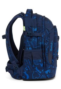 Satch - PACK - Sac à dos - blue compass - 4