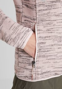 Icepeak - ARLEY - Fleece jacket - baby pink - 5
