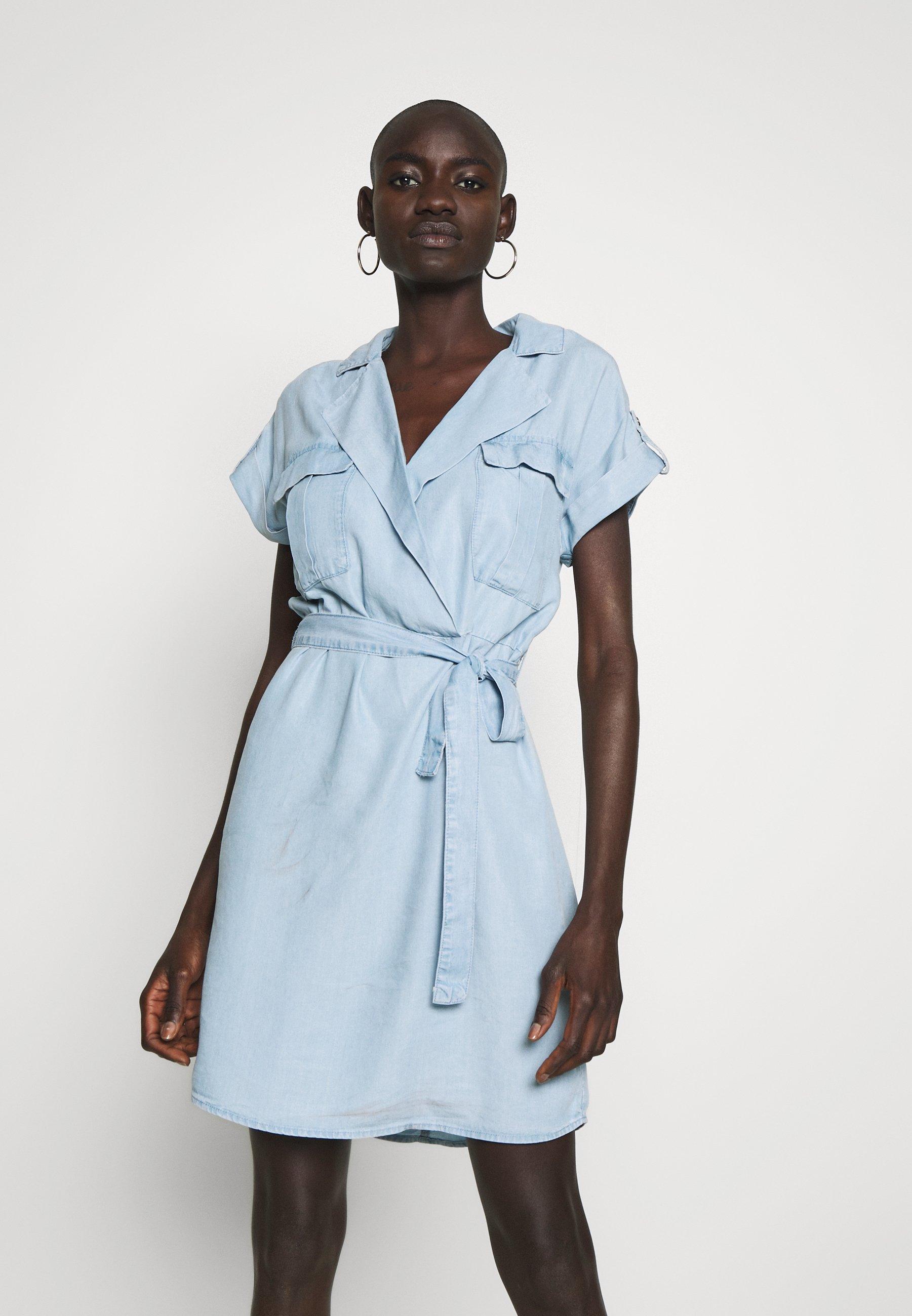 Donna NMVERA ENDI DRESS - Abito a camicia