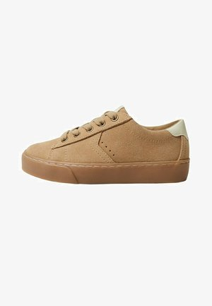 YOUNGS - Sneakers laag - braun