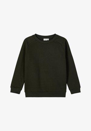 RUNDHALSAUSSCHNITT - Sweatshirt - rosin
