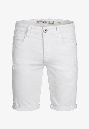 CUBA CADEN - Jeansshort - offwhite