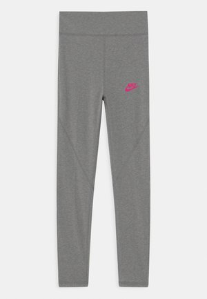 FAVORITES - Leggings - Trousers - carbon heather