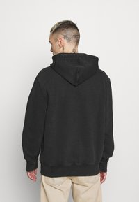 Carhartt WIP - HOODED MOSBY - Sweatshirt - black - 2