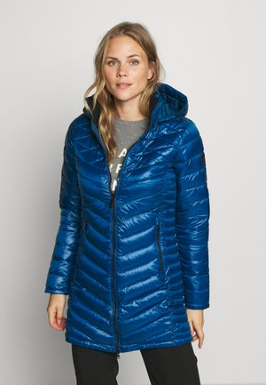 ANDEL - Winter coat - blue opal