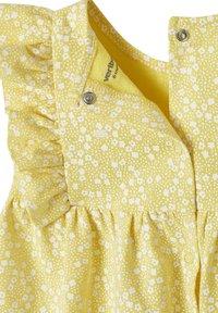 Vertbaudet - Day dress - gelb bedruckt - 3