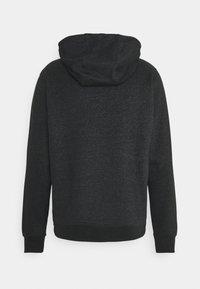 Nike Sportswear - HOODIE - Bluza z kapturem - black/smoke grey - 6