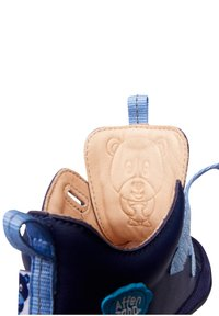 Affenzahn - Touch-strap shoes - blue - 8
