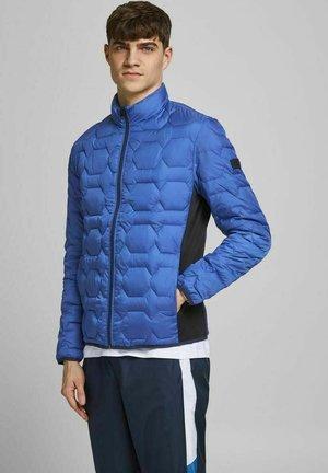Winter jacket - galaxy blue