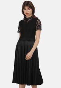 myMo ROCKS - Cocktail dress / Party dress - schwarz - 0