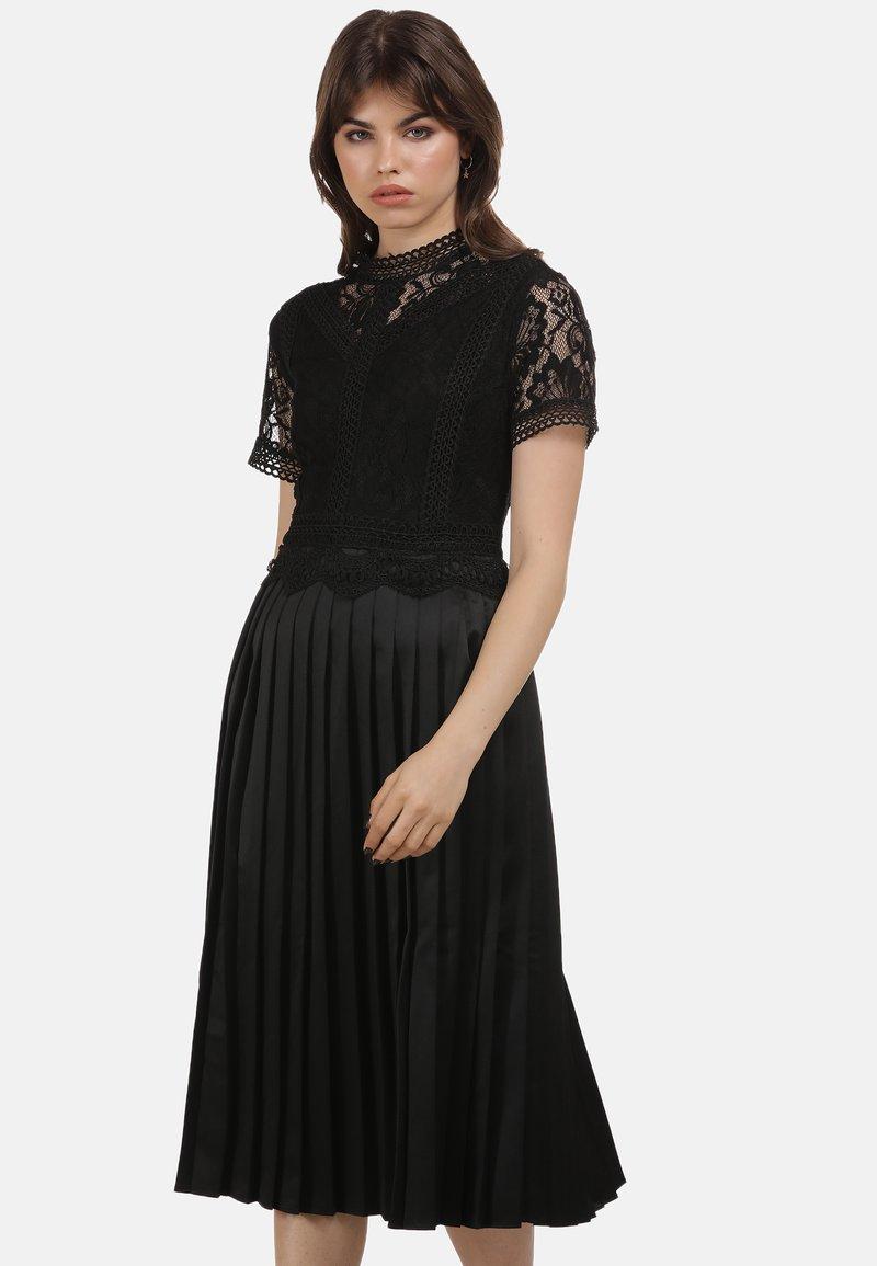 myMo ROCKS - Cocktail dress / Party dress - schwarz