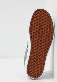 Vans - ERA - Sneakersy niskie - silver/true white - 6