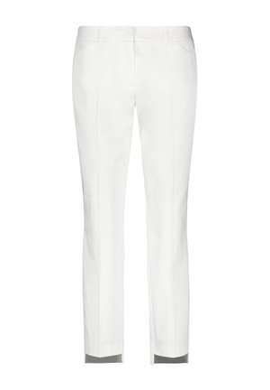 Trousers - offwhite