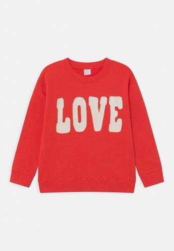 MONA - Sweater - red