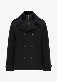 Petrol Industries - Short coat - black navy - 4