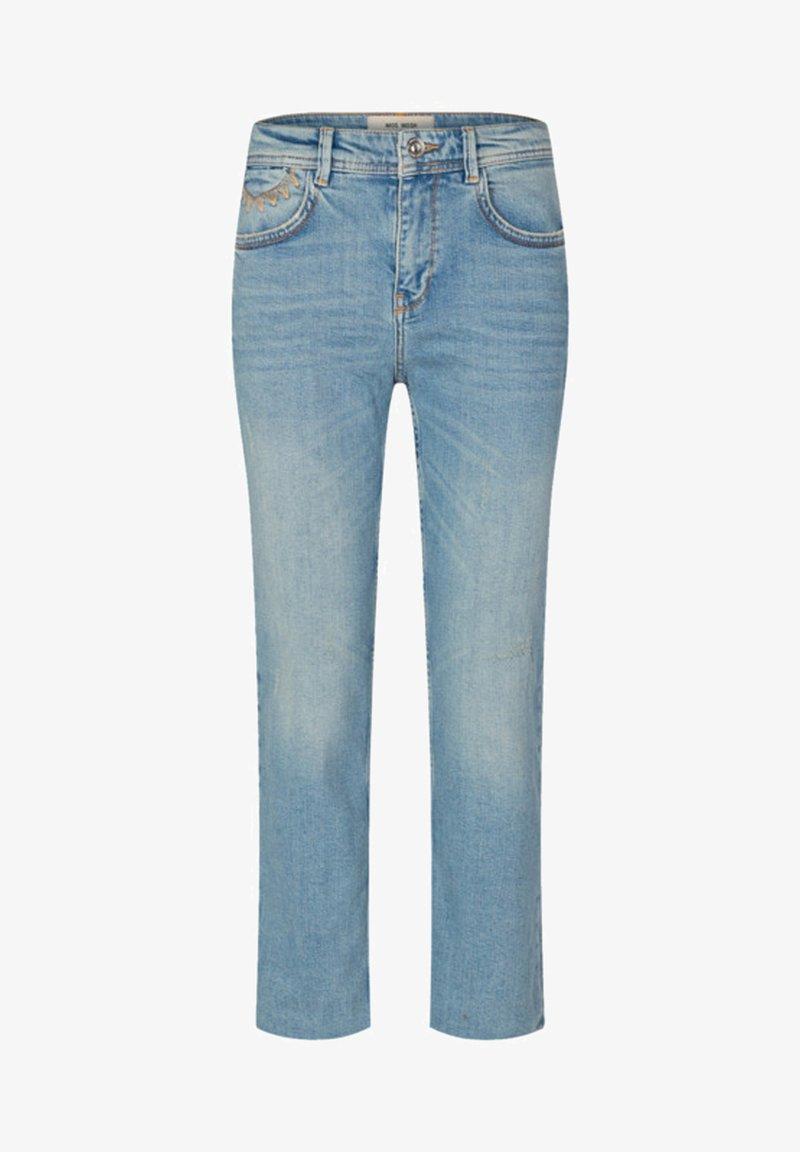 Mos Mosh - Straight leg jeans - blue denim