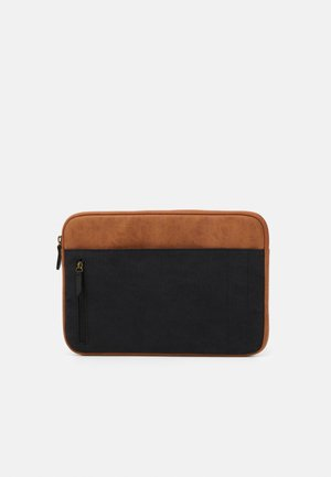 "TAKE CHARGE 13"" LAPTOP UNISEX - Taška na laptop - mid tan/washed black"