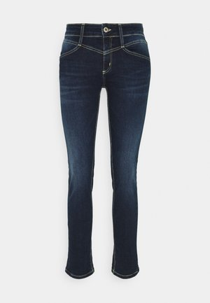 MAY PANT - Jeans Skinny Fit - yellow thread