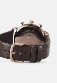 Emporio Armani - Cronografo - brown - 1