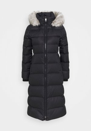 TYRA MAXI - Down coat - black