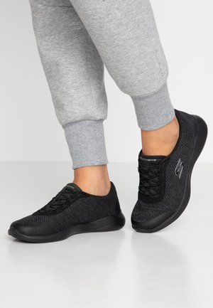 ENVY - Slip-ons - black/charcoal
