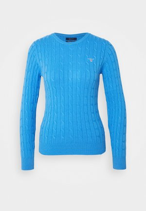 CABLE CREW - Jumper - pacific blue