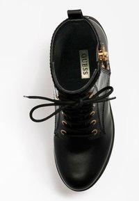 Guess - CABRA LOGO - Lace-up ankle boots - schwarz - 3