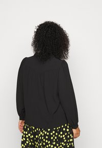 Vero Moda Curve - VMAYA - Button-down blouse - black - 2