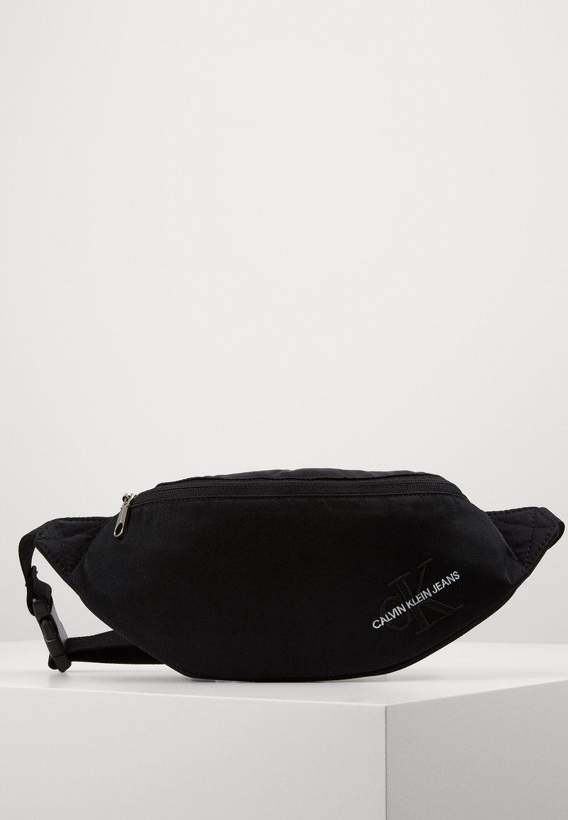 Calvin Klein Jeans - STREETPACK - Bum bag - black