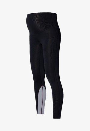 FLEUR - Legging - black