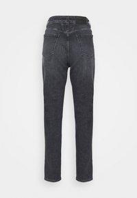 CLOSED - PEDAL PUSHER - Jean droit - dark grey - 7