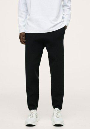 LUXUSJ - Teplákové kalhoty - zwart