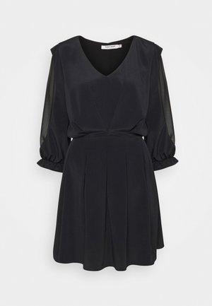 SNOW - Day dress - noir