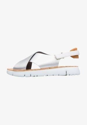 ORUGA - Sandals - grey