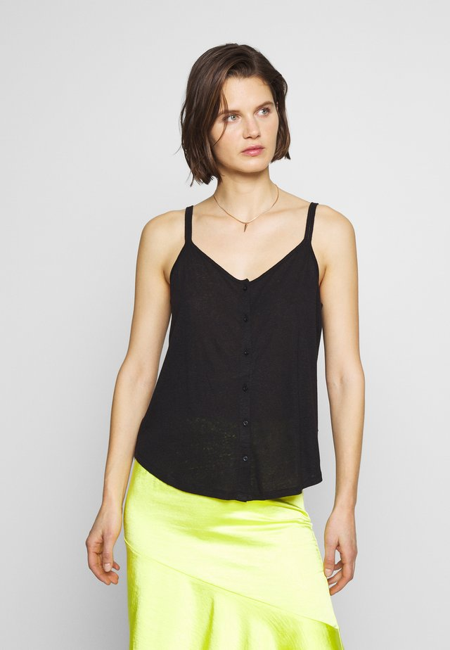 FOUR PACK - Top - black
