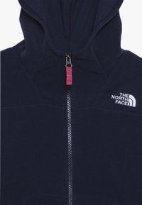 The North Face - GLACIER - Fleecejacka - montague blue - 2