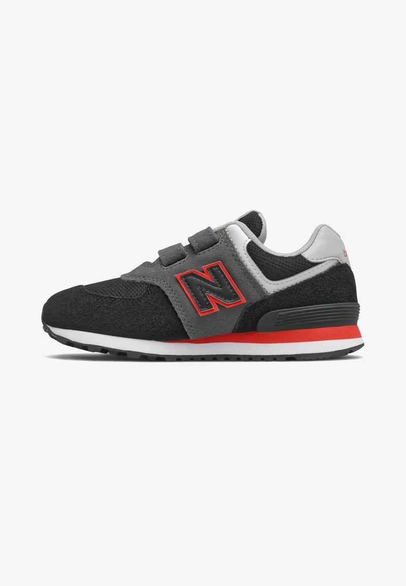 New Balance - Trainers - black/magnet