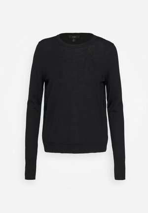 MARGOT CREWNECK - Pullover - black