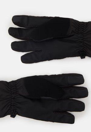 BRONCO GORE TEX GLOVE - Fingerhandschuh - black