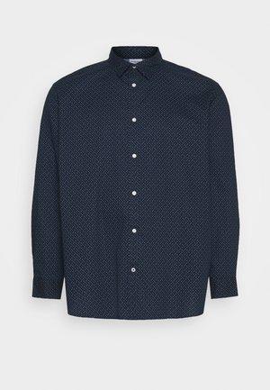Shirt - navy blazer