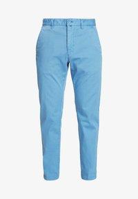 Spodnie materiałowe - blue shadow