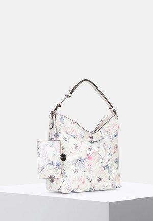 ANGELINA - Handbag - white/blue 305